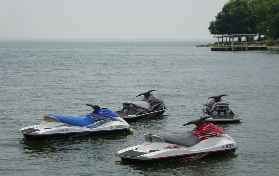 Picture of a Jet Skis & Waverunners at Put-in-Bay